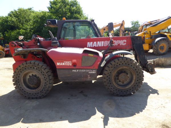 MANITOU MLT 845-120 LSU TELEHANDLER - Picture 1