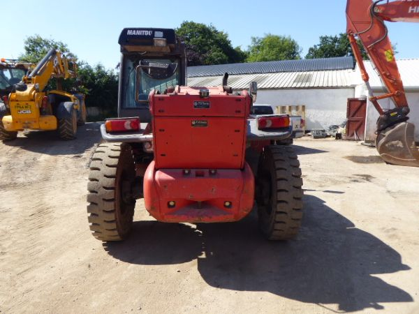 MANITOU MLT 845-120 LSU TELEHANDLER - Picture 2