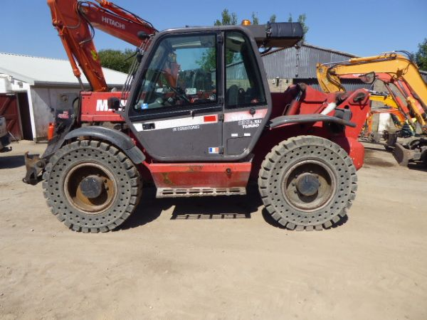 MANITOU MLT 845-120 LSU TELEHANDLER - Picture 3