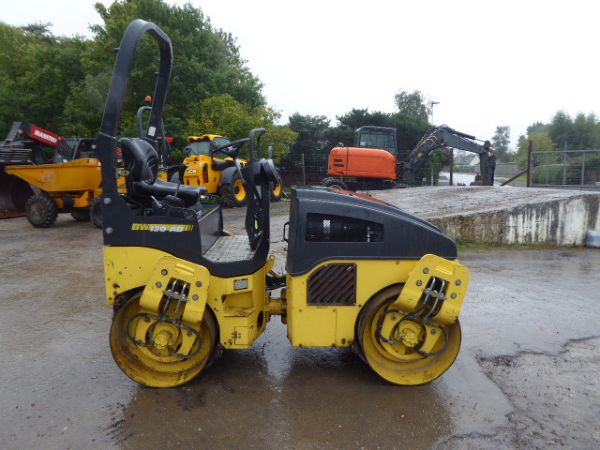 BOMAG BW120AD-4 ROLLER - Picture 1