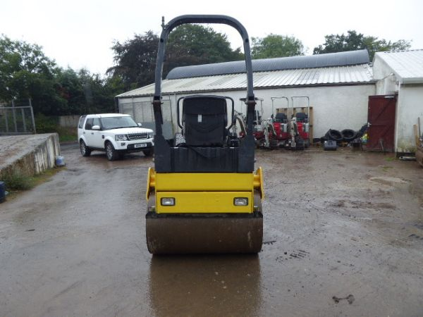 BOMAG BW120AD-4 ROLLER - Picture 2