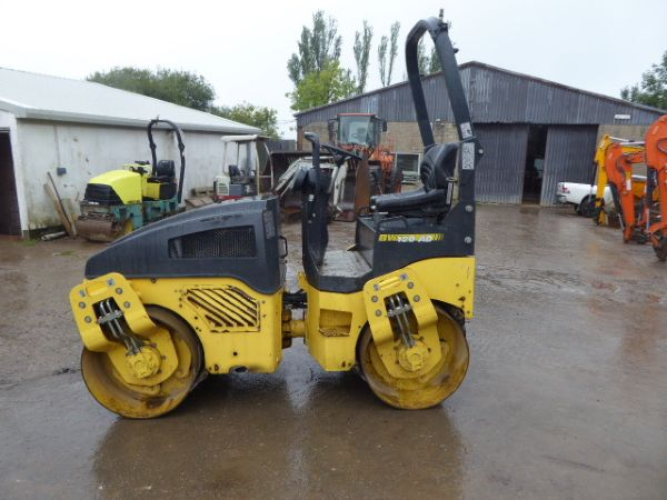 BOMAG BW120AD-4 ROLLER - Picture 3