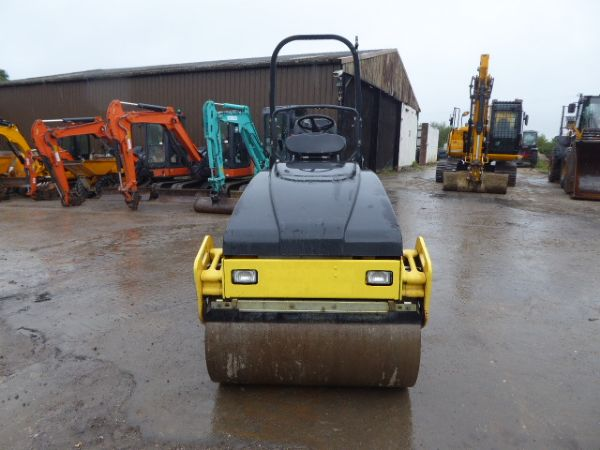 BOMAG BW120AD-4 ROLLER - Picture 4