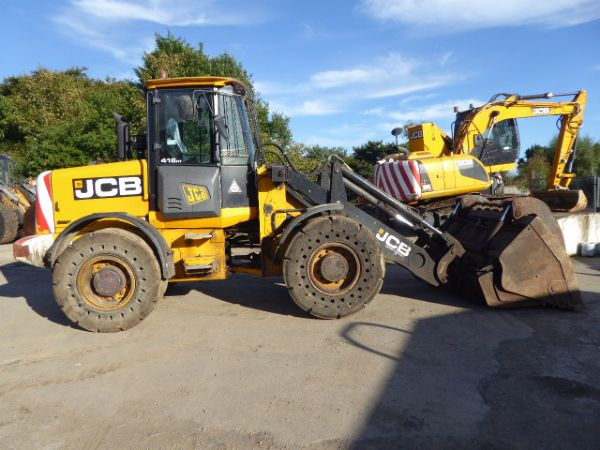 JCB 416HT WHEEL LOADER