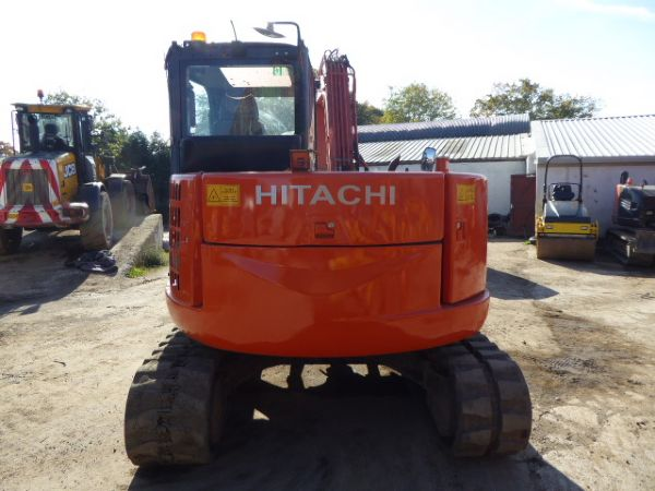 HITACHI ZX85USBLC-3 EXCAVATOR - Picture 2