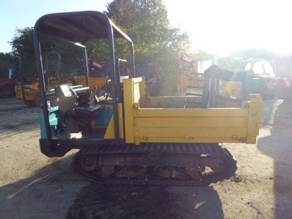 YANMAR C30R-1 TRACKED DUMPER - Picture 1