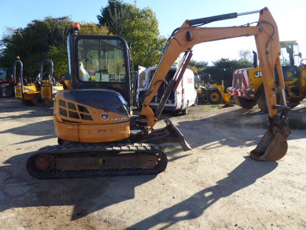 CASE CX50B MINI DIGGER