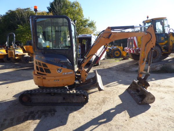CASE CX30B MINI DIGGER - Picture 1