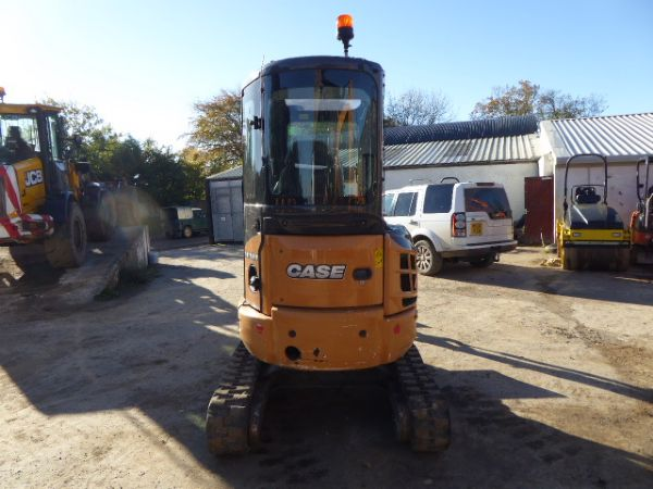 CASE CX30B MINI DIGGER - Picture 2