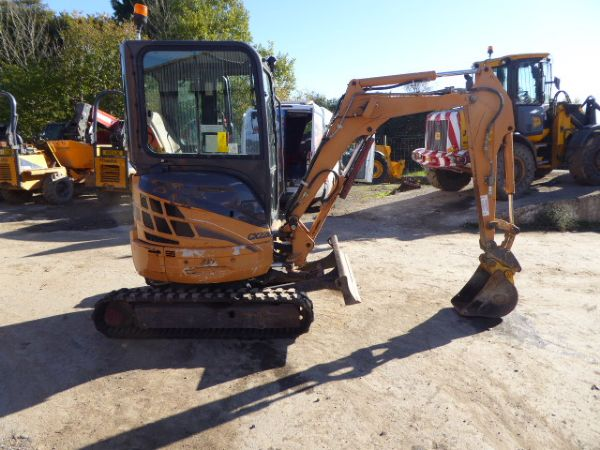 CASE CX22B MINI DIGGER