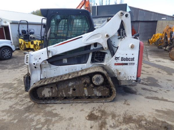 Gibbings and Sons | BOBCAT T590 TRACKED SKID STEER FOR SALE
