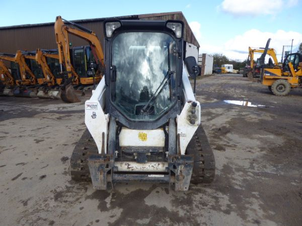 BOBCAT T590 TRACKED SKID STEER - Picture 4