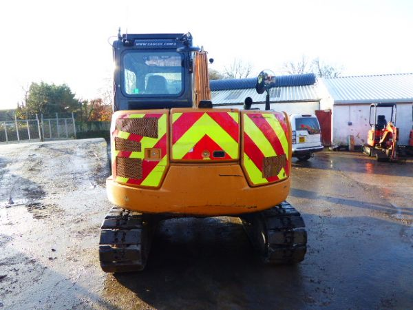 CASE CX80C EXCAVATOR - Picture 2