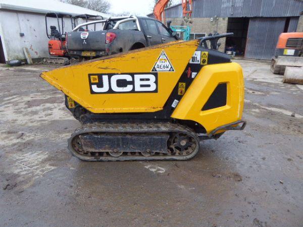 JCB HTD-5 DUMPSTER TRACKED DUMPER - Picture 3