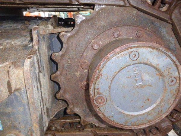 CASE CX80C EXCAVATOR - Picture 4