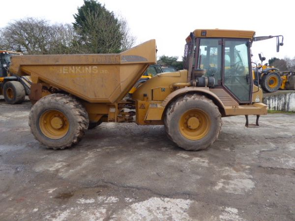 HYDREMA 912C ARTICULATED DUMPER