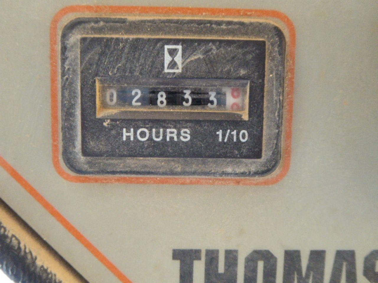 THOMAS 153 SKIDSTEER LOADER - Picture 7