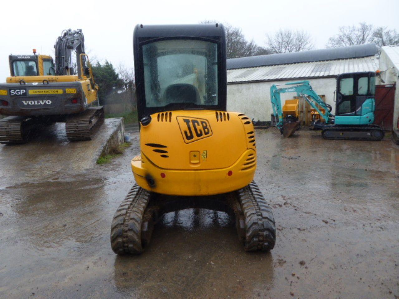JCB 8030 EXCAVATOR - Picture 2