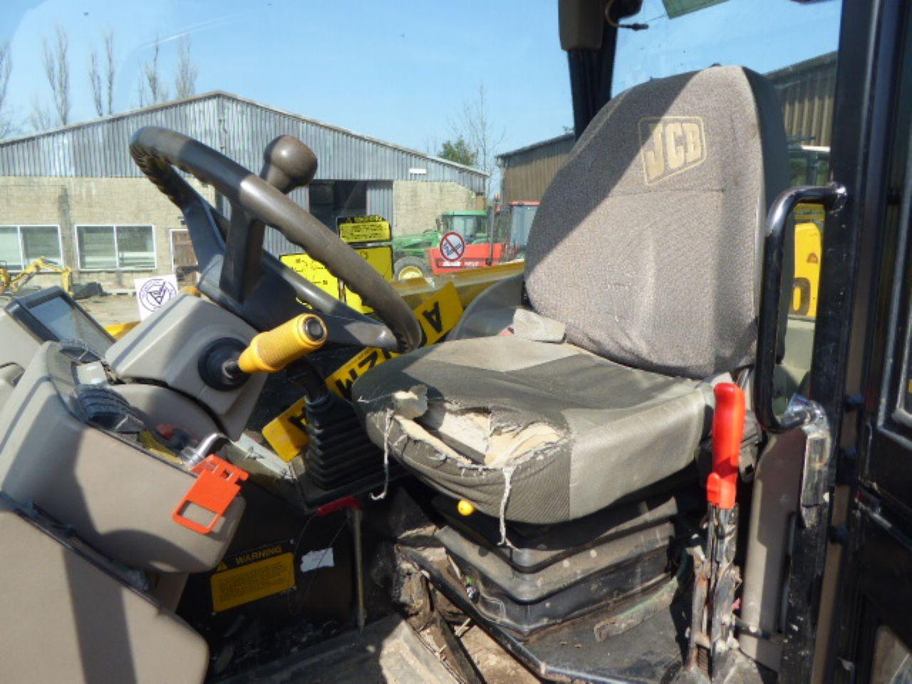 JCB 530-70 AGRI SUPER TELEHANDLER - Picture 5