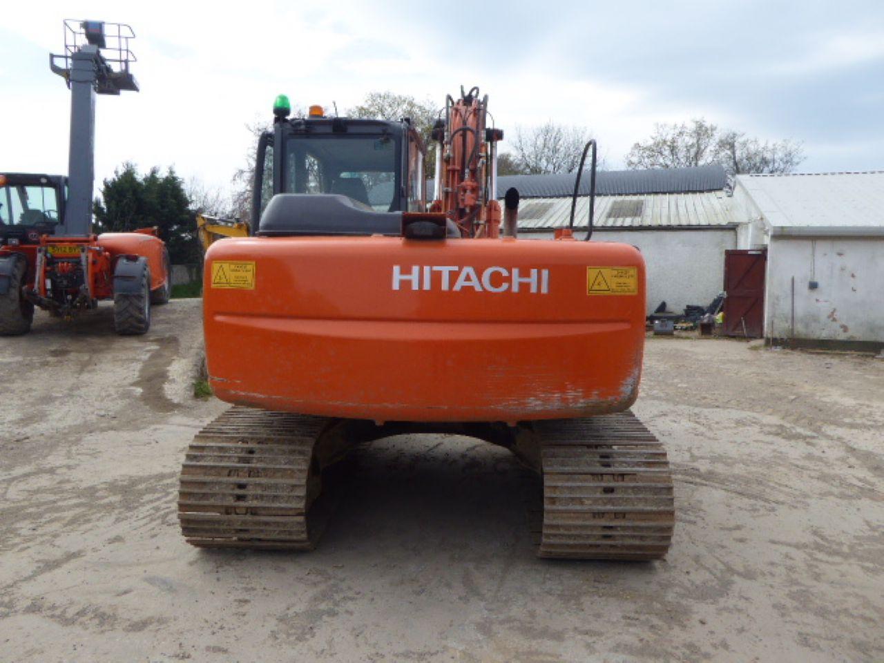 HITACHI ZX130LCN-3 EXCAVATOR - Picture 2