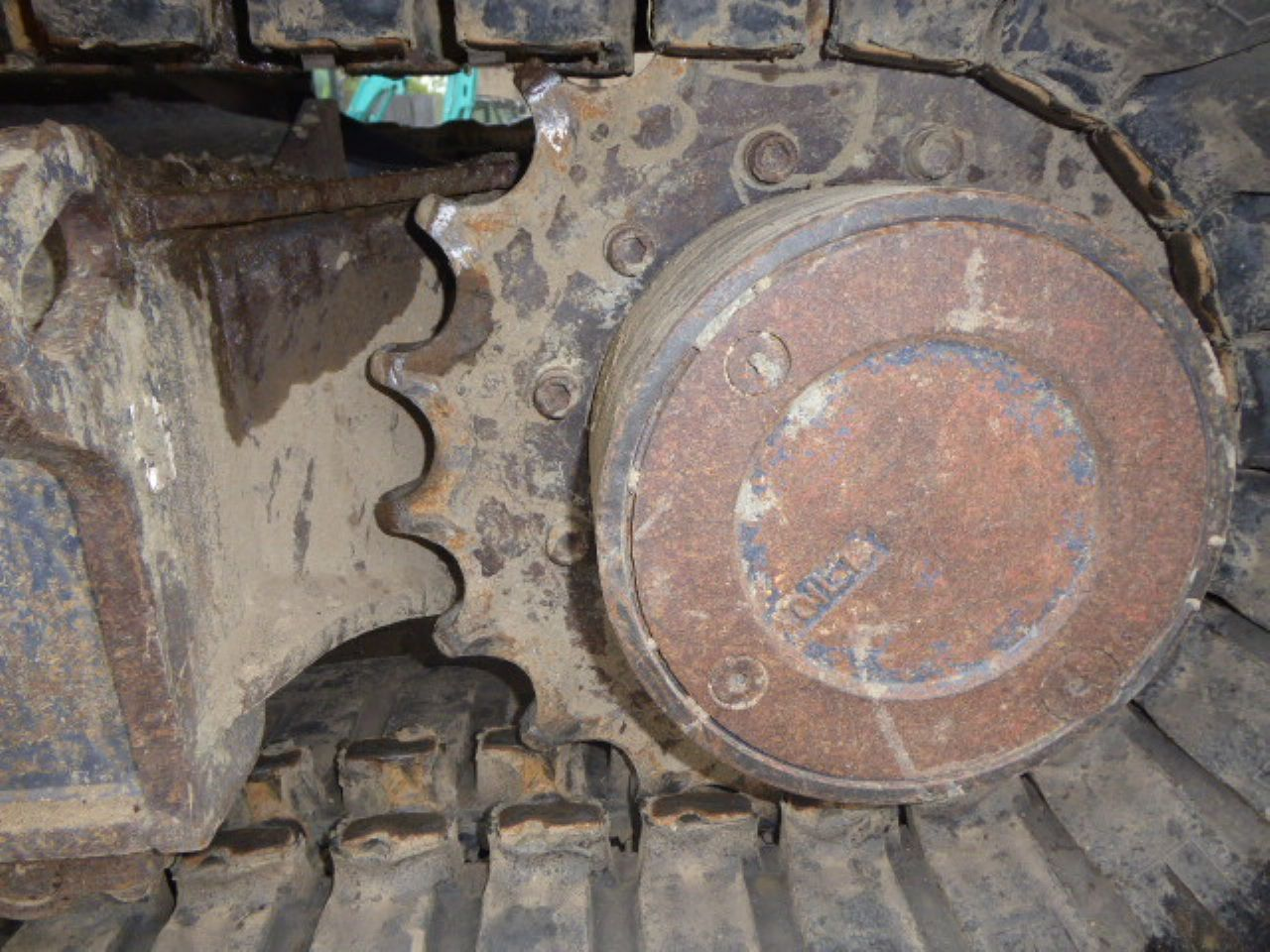 KUBOTA KX080-3A EXCAVATOR - Picture 4