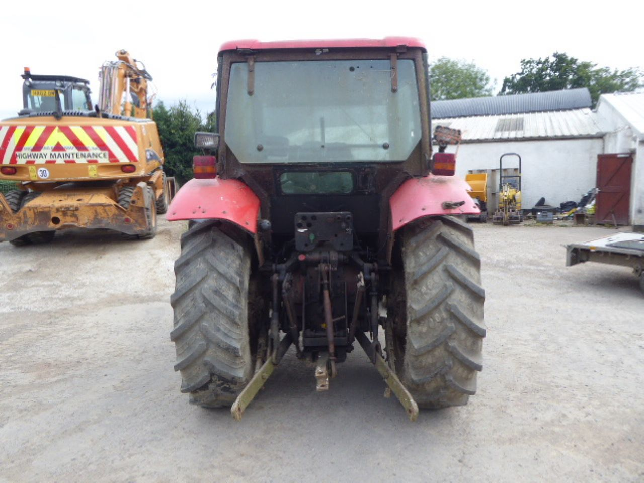 ZETOR 7421 TRACTOR - Picture 2