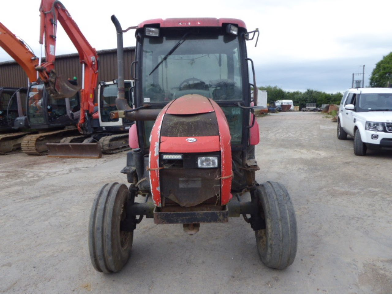 ZETOR 7421 TRACTOR - Picture 4