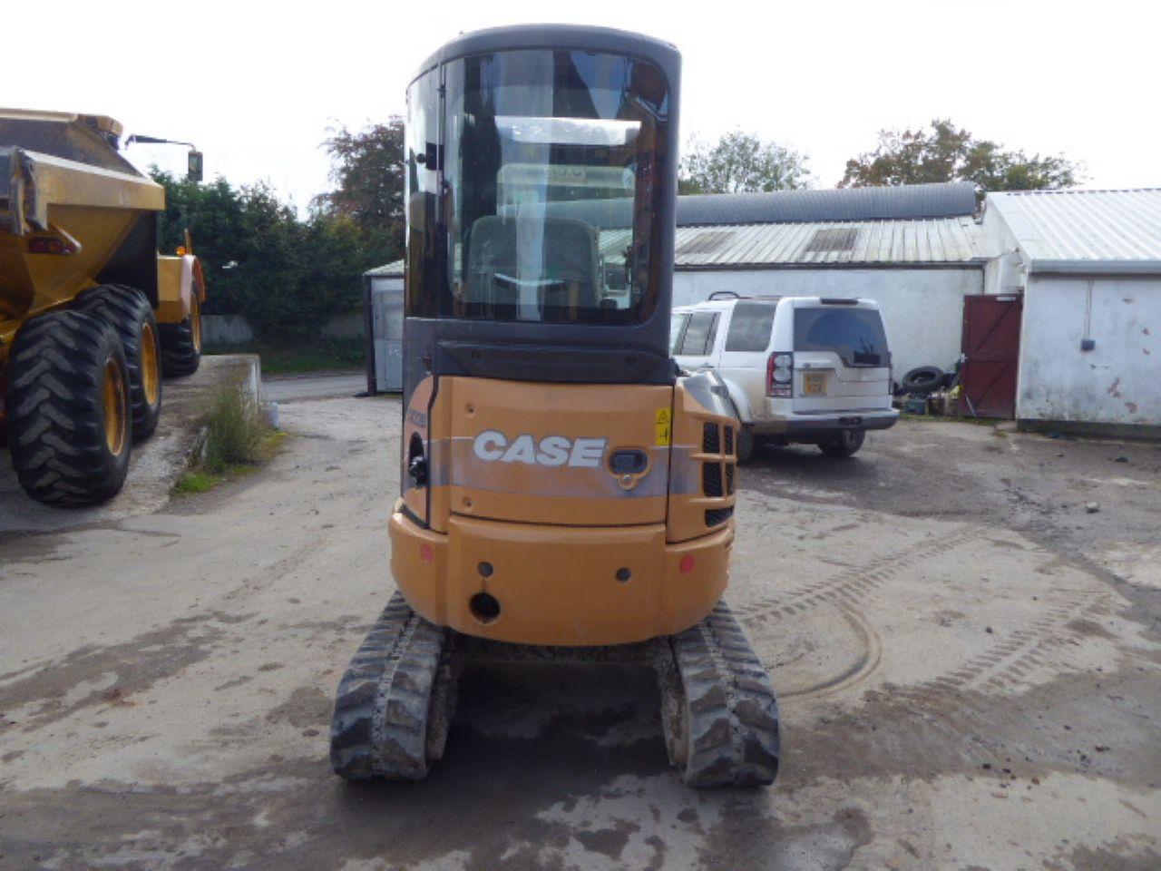 CASE CX22B MINI DIGGER - Picture 2