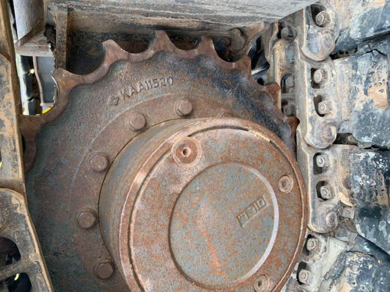 CASE CX80C EXCAVATOR - Picture 5