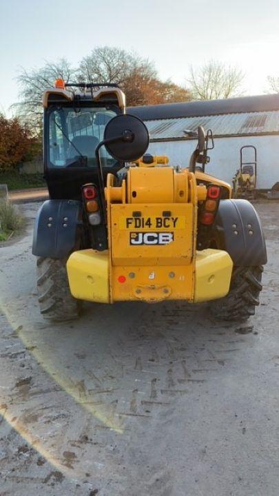 JCB 535-140 TELEHANDLER - Picture 2