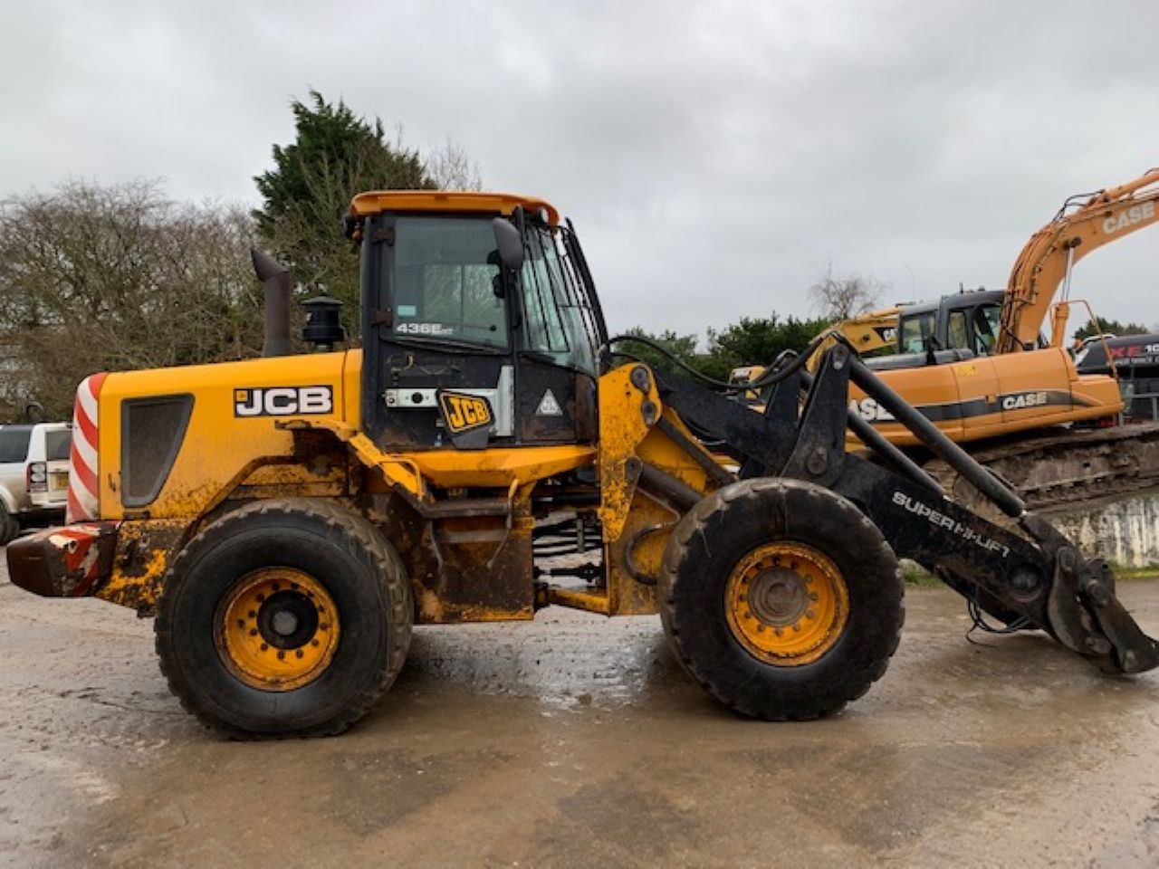 JCB 436 HT WHEEL LOADER