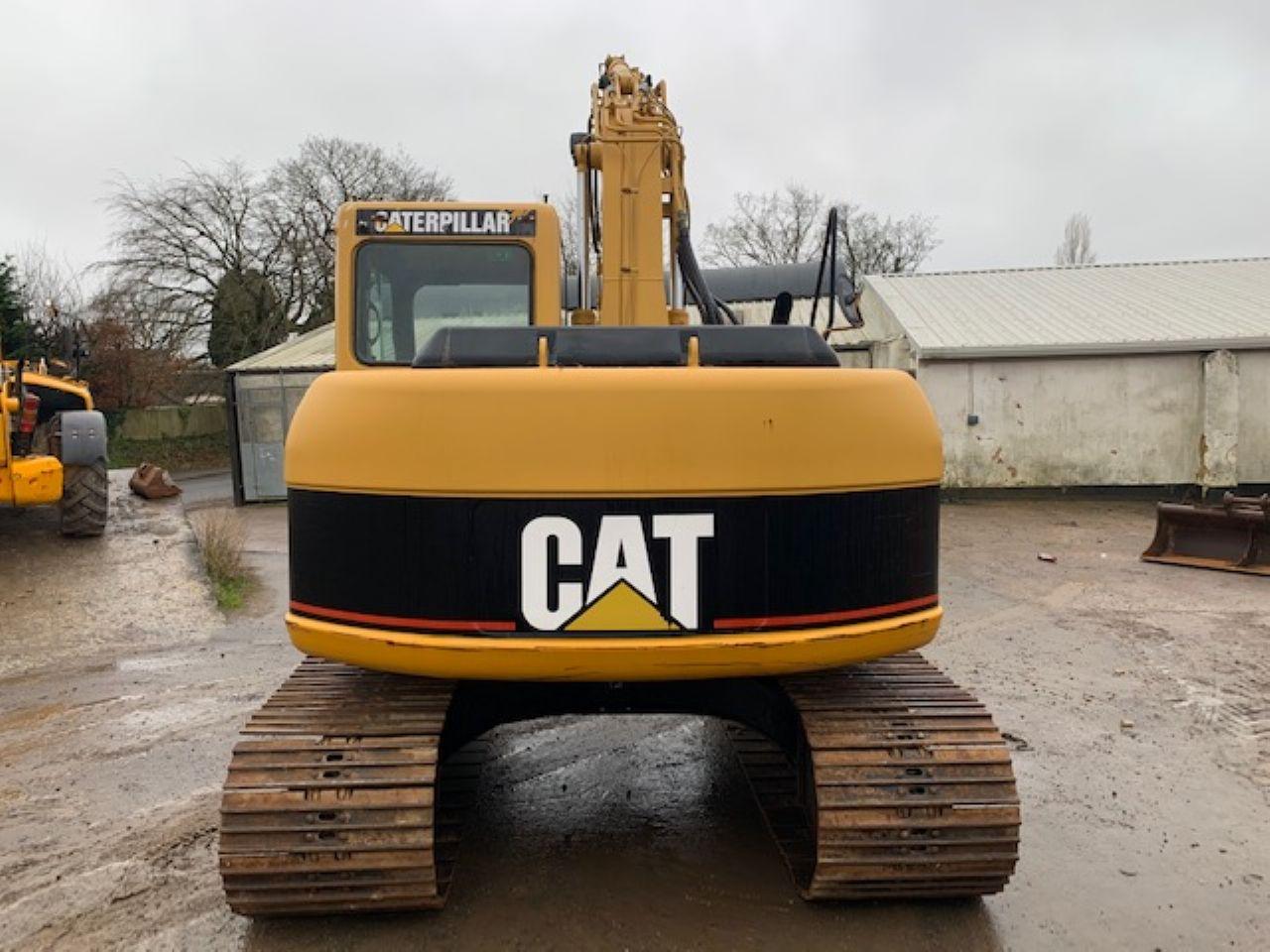 CAT 311CU EXCAVATOR - Picture 2