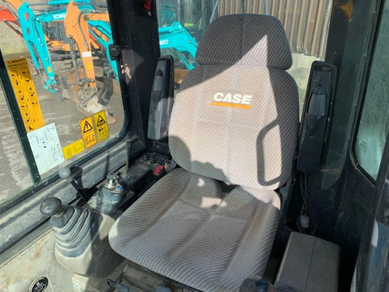 CASE CX26B MINI DIGGER - Picture 5