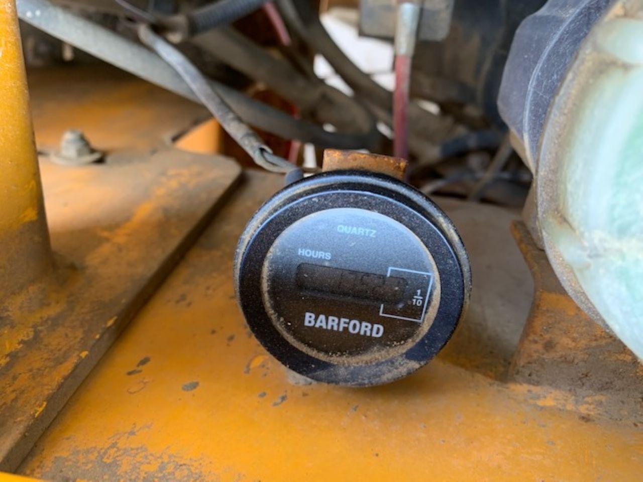 BARFORD SX7000 DUMPER - Picture 6