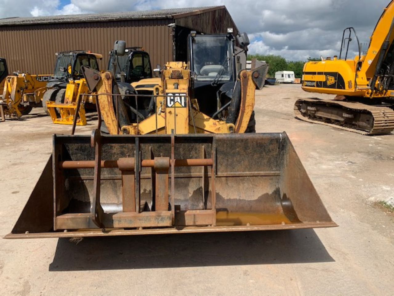 CAT TH360B TELEHANDLER - Picture 5