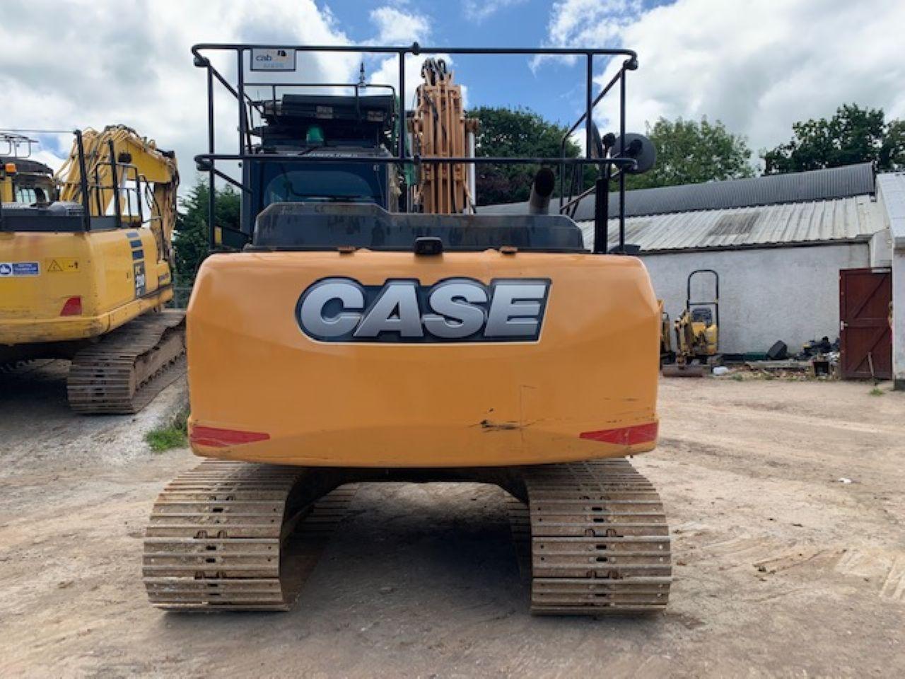CASE CX130C EXCAVATOR - Picture 2