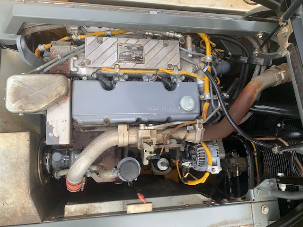 LIEBHERR R922 LC EXCAVATOR - Picture 7