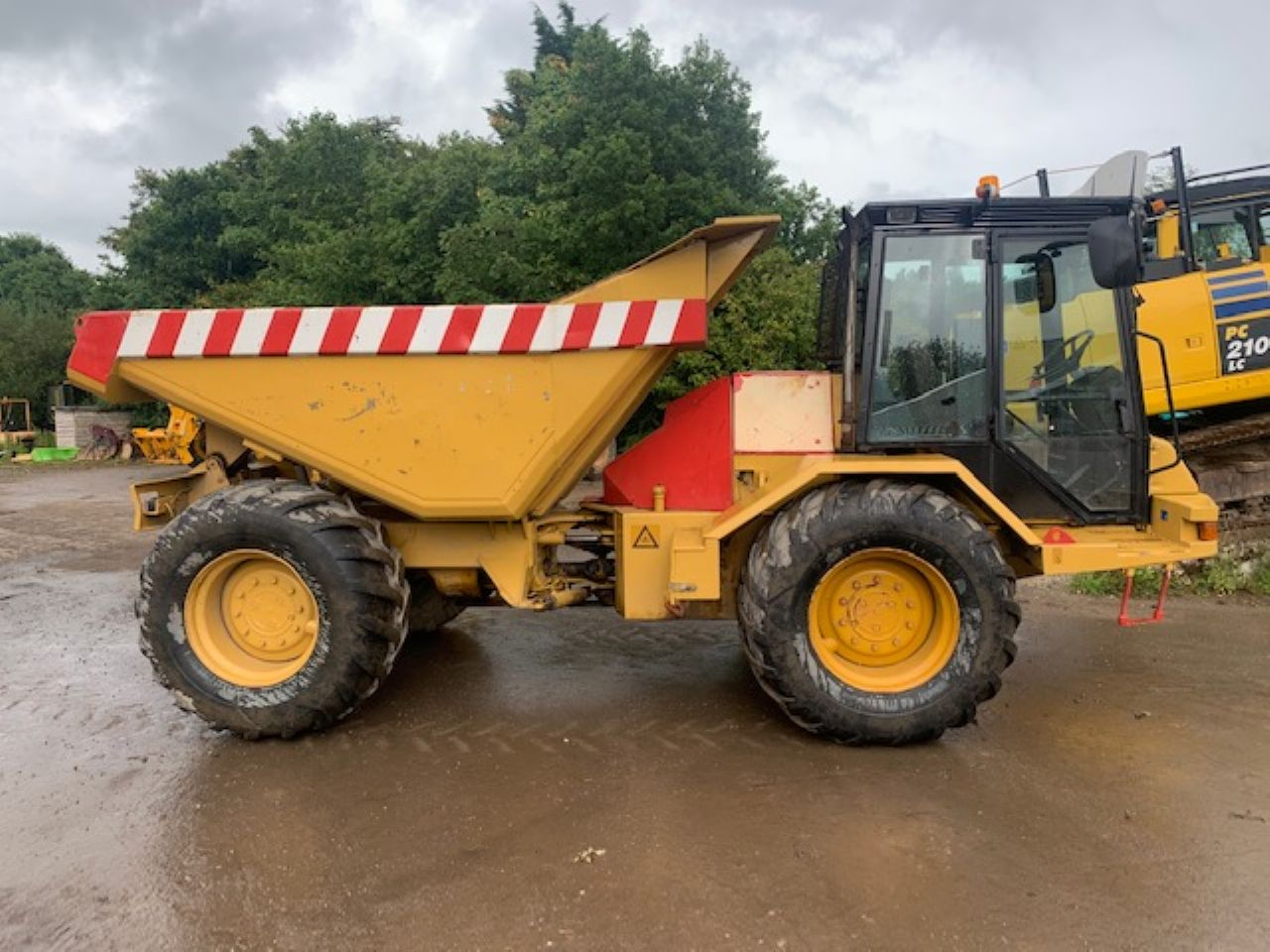 HYDREMA 910 ARTICULATED DUMPER