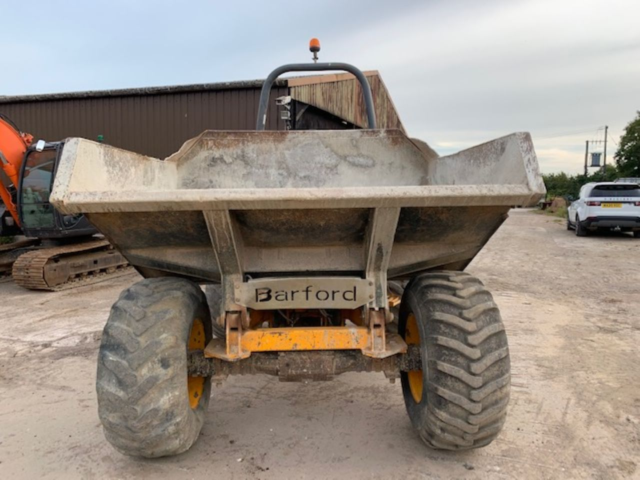 BARFORD SX6000 DUMPER - Picture 4