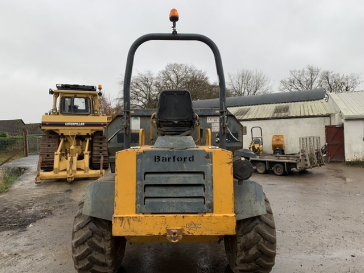 BARFORD SX9000 DUMPER - Picture 2