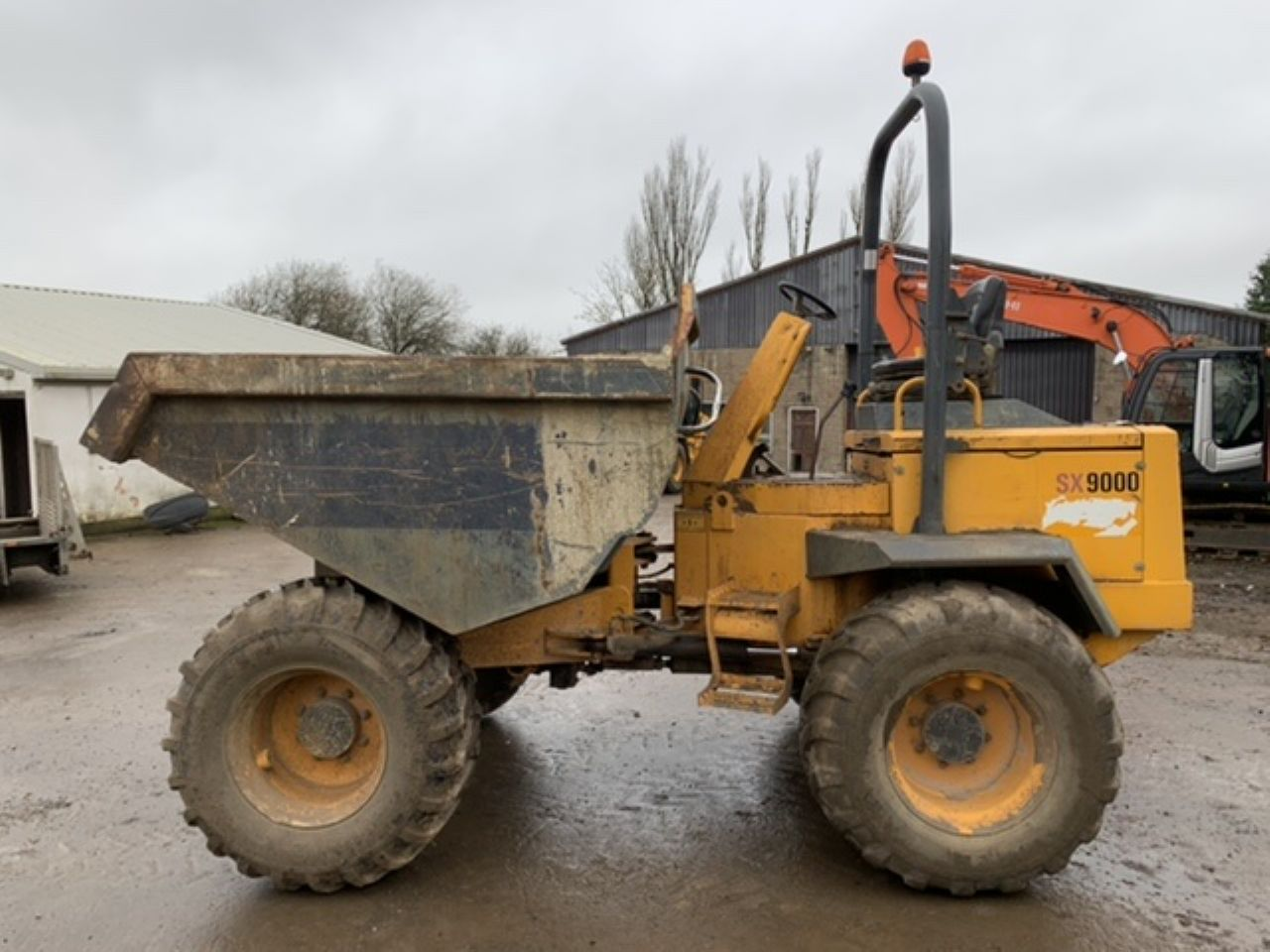 BARFORD SX9000 DUMPER - Picture 3