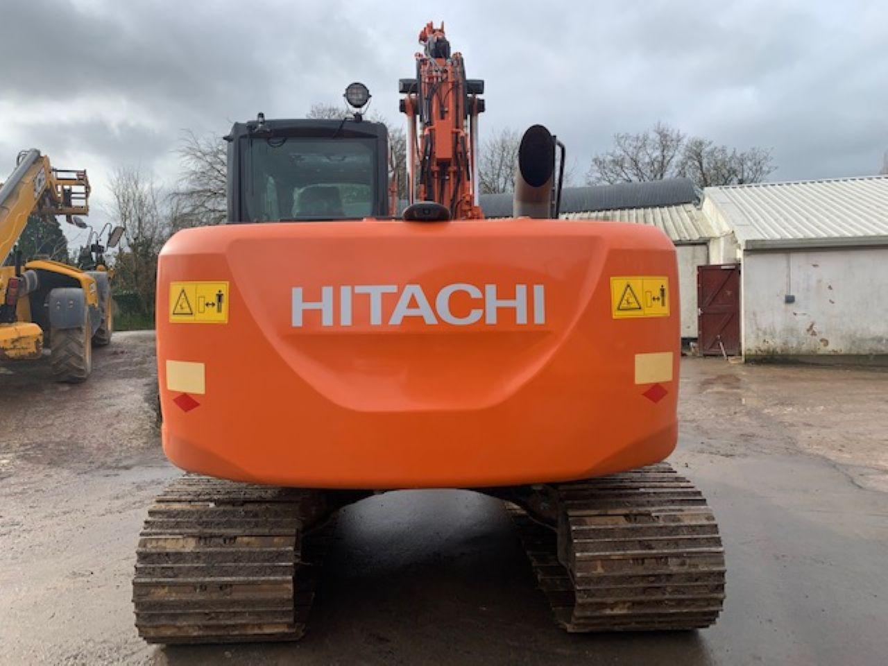 HITACHI ZX130LCN-5B EXCAVATOR - Picture 2