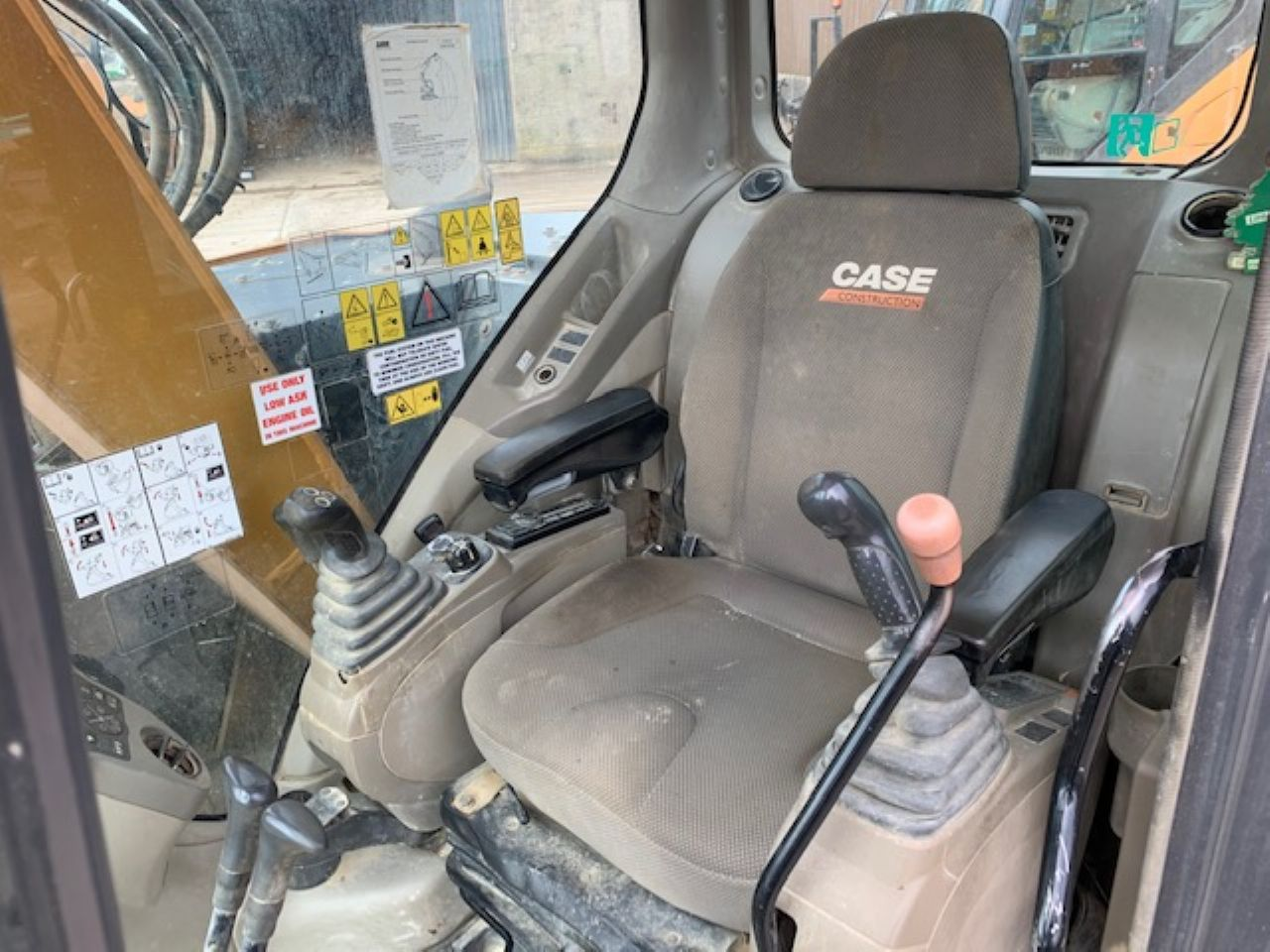 CASE CX75CSR EXCAVATOR - Picture 4