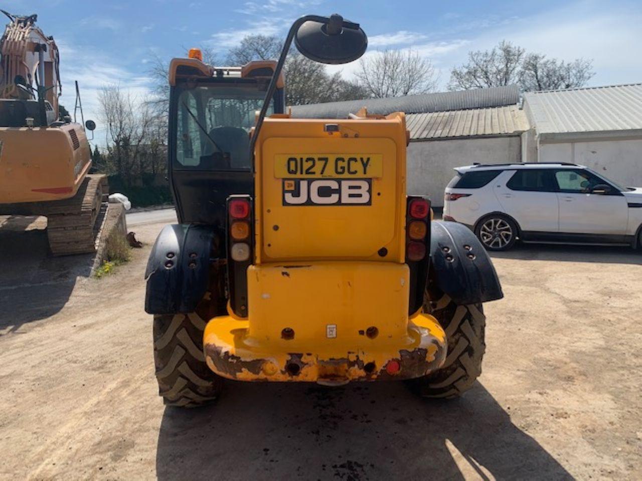 JCB 540-170 TELEHANDLER - Picture 2