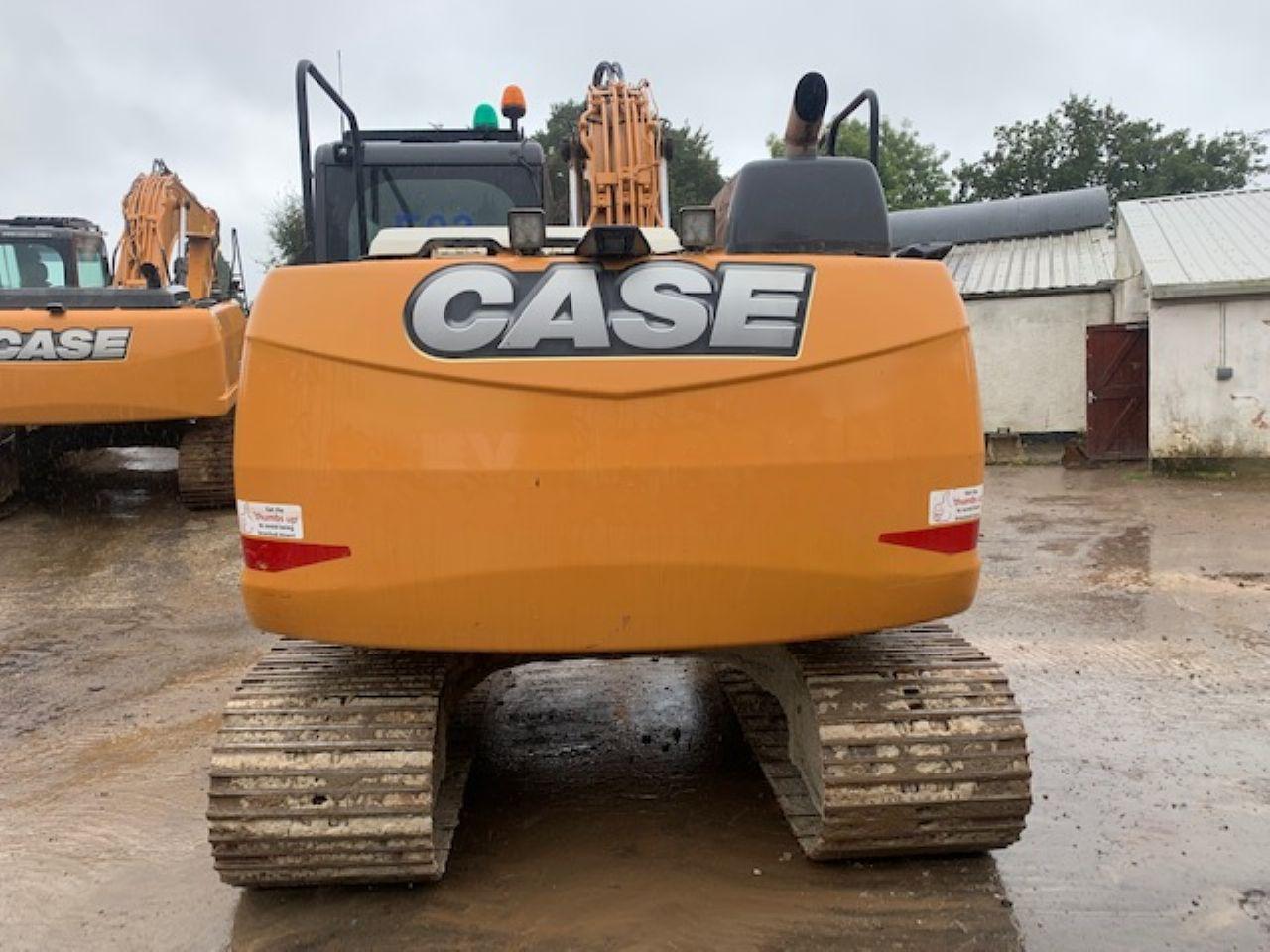 CASE CX130D EXCAVATOR - Picture 2